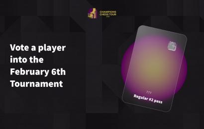 Premium üyelere özel: Champions Chess Tour'un sıradaki etkinliğinde kimi görmek istersiniz?