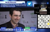 """Kramnik: """"I just don't respect him as a person"""""""