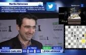 """Kramnik: """"Simplemente no lo respeto como persona"""""""