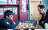 Gib Masters 1-6: Praggnanandhaa stürzt Topalov