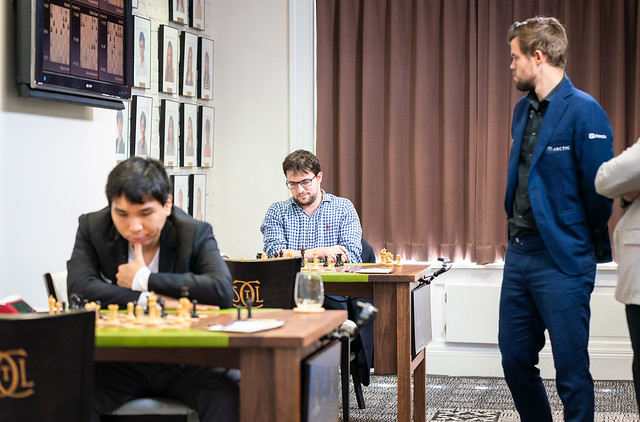 Sinquefield Cup 10: Magnus wins just in time | chess24 com