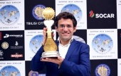 "Levon Aronian: ""We should be like wolves"""