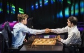 Paris GCT, Day 5: Carlsen wins despite MVL surge