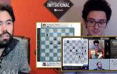 MCI (Semifinal 1): Nakamura vence a Caruana con suspense