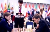 Tbilisi World Cup R1 TB: Stars show no mercy