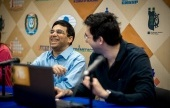 Candidates, Rd 11: Anand ever closer!