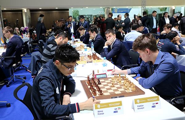 World Team Championship starts in Astana | chess24 com