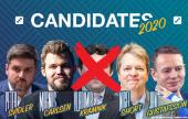 Das Kandidatenturnier startet gegen den Willen von Vladimir Kramnik