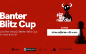 Banter Blitz Cup returns! Now with a golden Tour ticket at stake