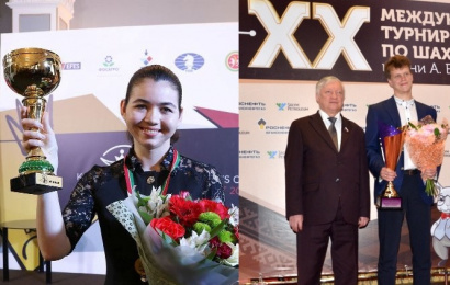 Goryachkina and Artemiev come of age