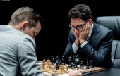 Carlsen-Caruana 6: Fabi close in 80-move thriller