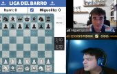 ¡En Chess24 no paramos!