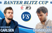 Carlsen and Firouzja on collision course?