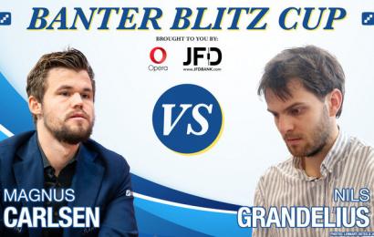 Carlsen and Firouzja on collision course?