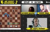 MDI 2, Day 2: Jobava dances to win over Grischuk