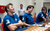Europacup, R2-3: Team Magnus beeindruckt
