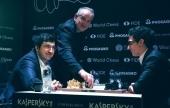 Candidatos (4): Caruana líder tras una jornada épica