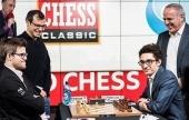 London Classic 1: Kasparov loses bet against draws