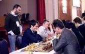 Mannschafts-EM, R7: Aserbaidschan fordert Russland