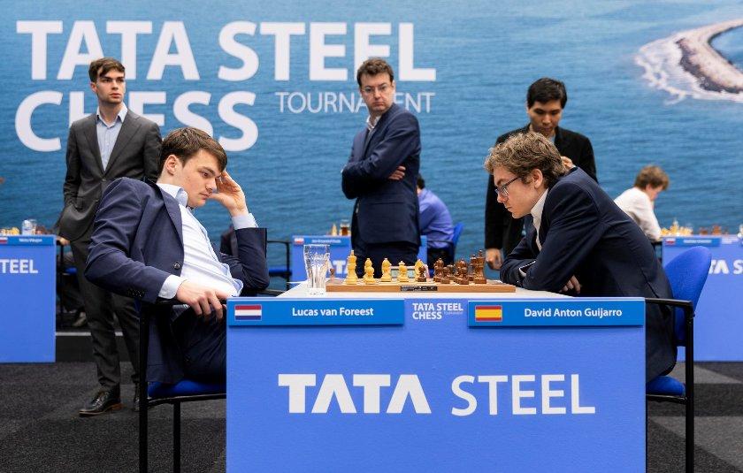 El murciano David Antón campeón del Tata Steel Challengers 2020