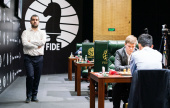 FIDE Candidates to resume in November, with plan B