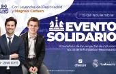 Horario del Evento Solidario Fundación Real Madrid