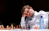 Shamkir Chess 3: Magnus leads, crosses 2850