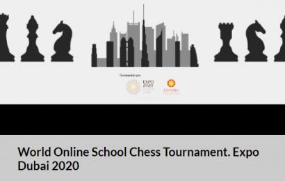 Expo 2020 Dubai: Welt-Online-Schulschachturnier
