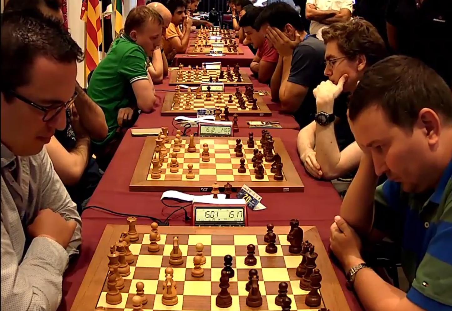 noticias - Renier y Ana campeones de España de ajedrez rápido | chess24.com