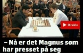 Norwegian national media vying for chess broadcast rights