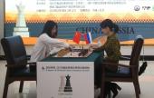 Match en la televisión china