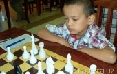 9-year-old prodigy beats two grandmasters