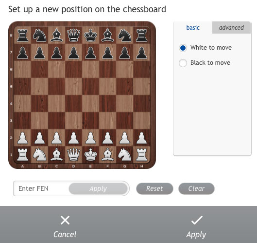 Guide to the chess24 Database, Analysis & Coaching | chess24 com