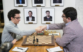 US Champs 4-5: Caruana hits the wall