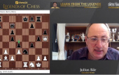 chess24 Legends 1: Gelfand, Carlsen & Svidler lead