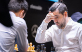 Ding beats Nepo, Wang Hao retires as FIDE Candidates finally ends