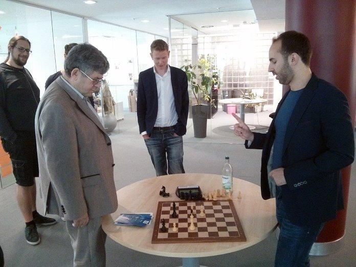 Q&A with Mark Dvoretsky | chess24 com