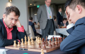 Grand Swiss 7: Aronian hits the front