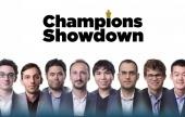 Carlsen & Ding Liren in Champions Showdown