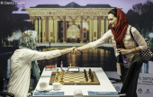 Tehran WWCh, R3: Big guns reach quarterfinals