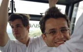 Carlsen and Aronian: a tandem interview