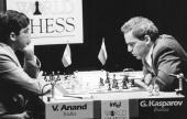 Match Kasparov - Anand 1995