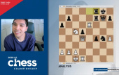 US Chess Champs Day 1: Wesley So on 100%