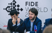 Teimour Radjabov wins the 2019 FIDE World Cup