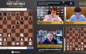 MCCT Finals 1: Ding Liren shocks Carlsen