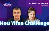 Dwoje Polaków zagra w Hou Yifan Challenge!