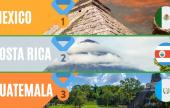 México, Costa Rica y Guatemala clasifican a 2ª División