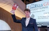 Artemiev & Tan Zhongyi win Gibraltar Masters