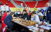 Batumi 2018, 4: Kramnik falls as Poland beat Russia