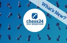 What's new on chess24